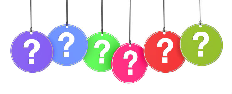 Frequently asked questions about blue and red light therapy for acne treatment.
