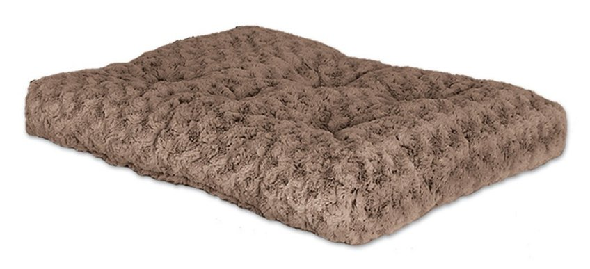 Mocha-Swirl-Fur-Pet-Bed