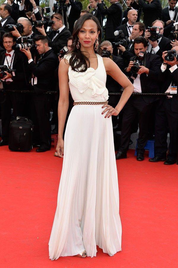 Zoe Sandala at the Cannes Film Festival