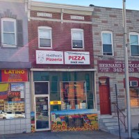 Old World Italian Specialities at Matthew's Pizza in Highlandtown