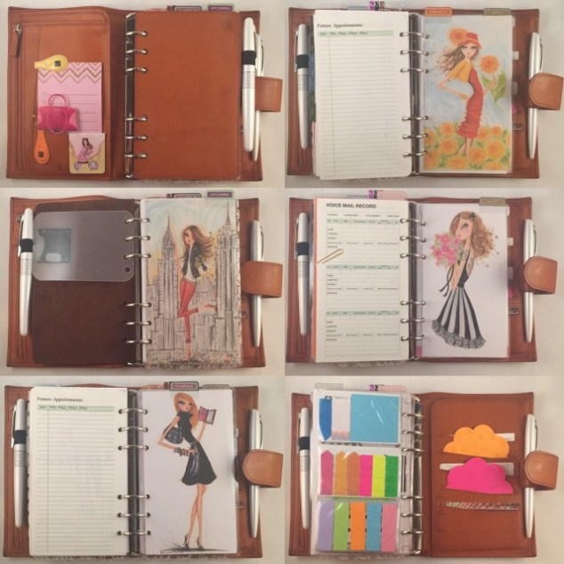 planners, gillio, dividers