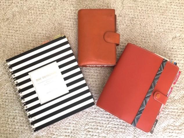 Day Designer, Gillio, Filofax, planners