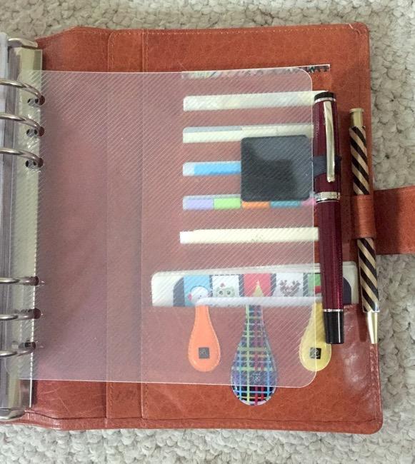 planner, binders, van der spek, vds, planner setup, Xezo fountain pen, Xezo