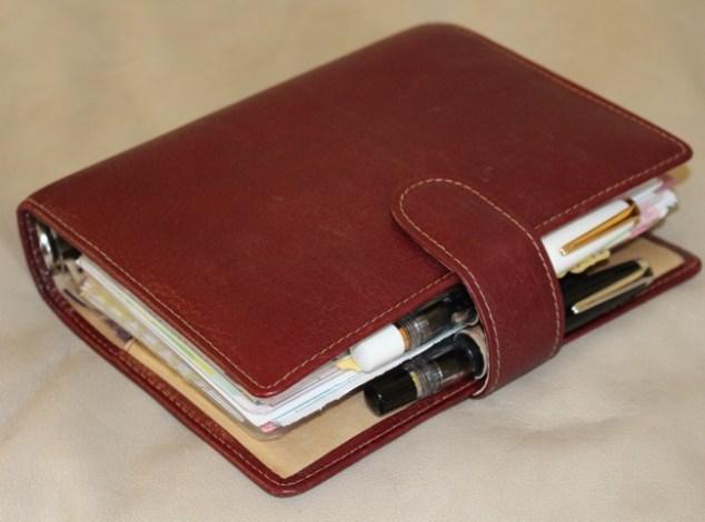 fountain pen, fountain pens TWSBI, affordable fountain pen, van der spek, planner, personal size