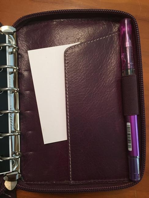 planners, organizers, Filofax, pocket size, malden, vacation planner, planner/wallet
