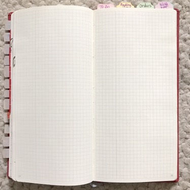 planners, planning, hobonichi weeks, functional planning, multiple planners