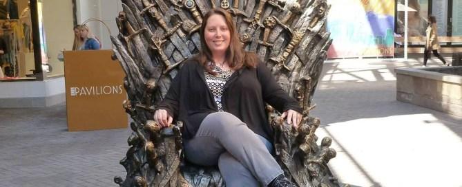All hail Khaleesi, Ruler of Westeros!