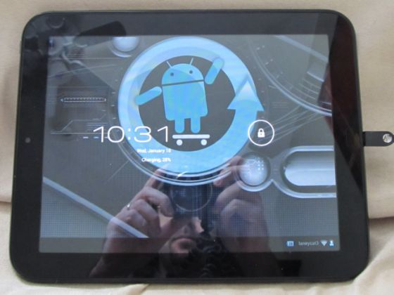 How to install Android 4.0 or 4.1 on the HP TouchPad (CyanogenMod) (1/6)