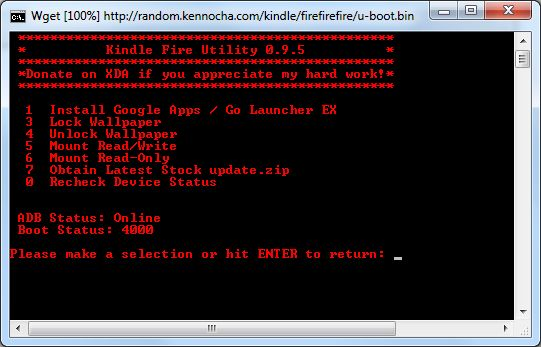 How to root a Kindle Fire with Software Version 6.3.1 (1/3)
