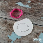Georgia Plaque Cutter | Lil Miss Cakes