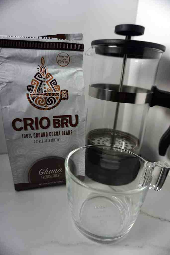 Crio Bru Review - Brewed Cocoa Beans are the new coffee! - lilsweetspiceadvice.com