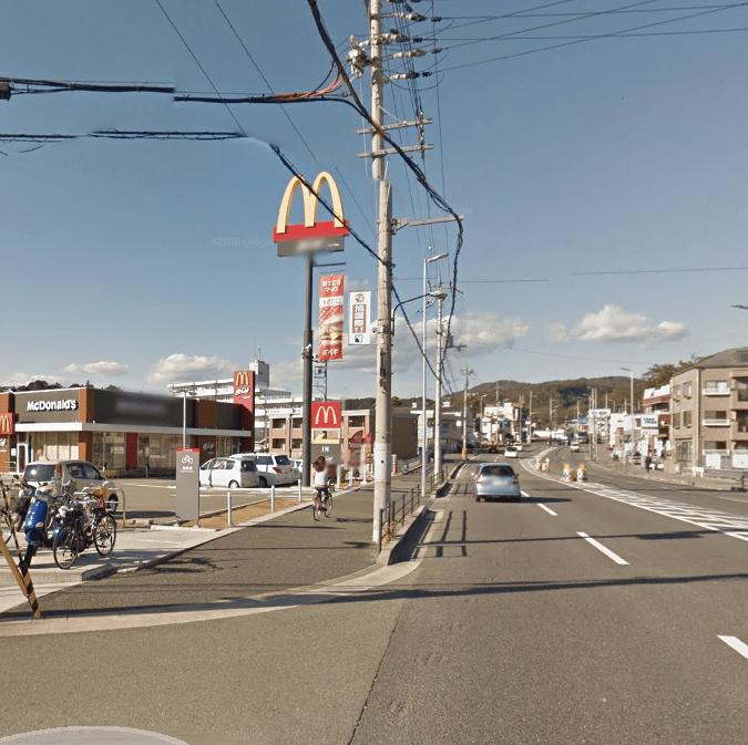 マクドナルド173川西店