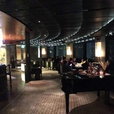 シャングリラホテル台北のバー1-2