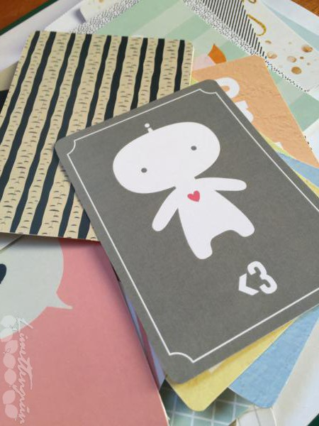 Filofaxing: PL-Cards /Journaling Cards