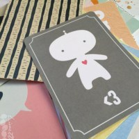 Filofaxing: PL-Cards /Journaling Cards