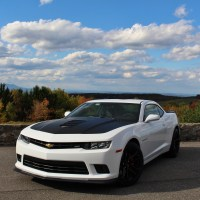 Honed: 2015 Chevrolet Camaro 1LE