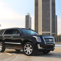 Luxury Limo: 2015 Cadillac Escalade