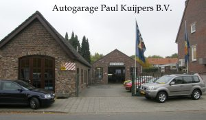 Autogarage Paul Kuijpers 1