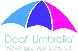 DEAF UMBRELLA LOGO
