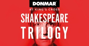 Donmar Trilogy to use