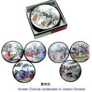 Korean Cultural Landscape 코스타-신풍속도