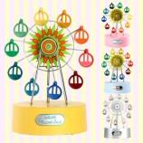 Musical Land Ferris Wheel Music Box 뮤지컬랜드 미니 페리휠 관람차 오르골