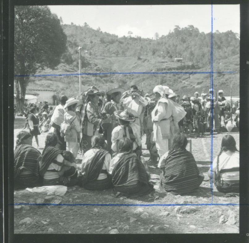 Carnaval,-Chiapas-1970