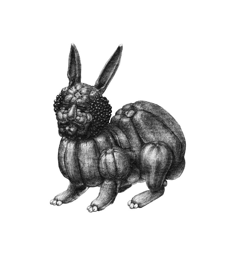 Bestiario de animales inexistentes dibujos y descripciones27