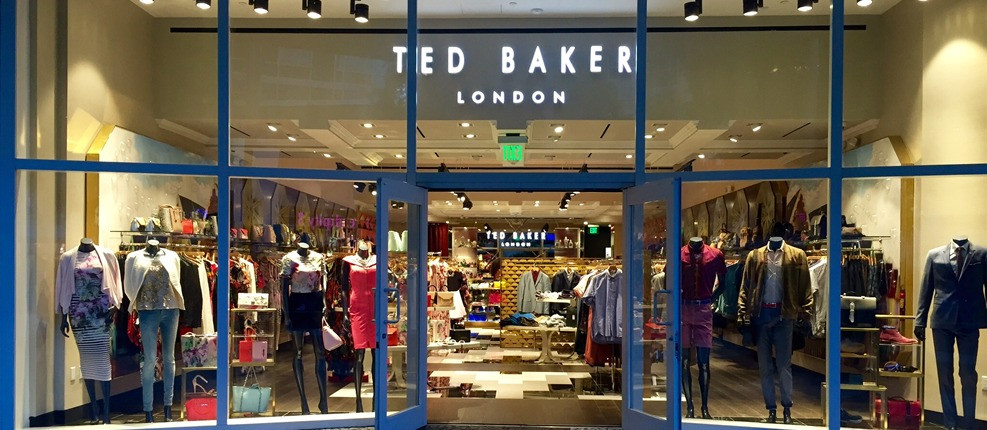 Ted Baker London on Lincoln Road