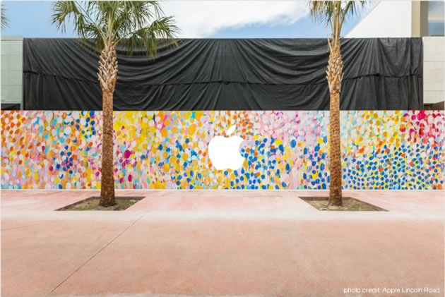 new-apple-store lincoln road
