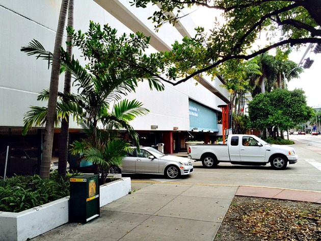 Lincoln Road Mall garage 17th Street