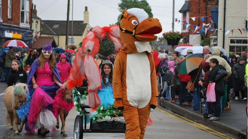 Photo: Trusthorpe Carnival