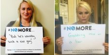 Lincolnshire County Council set up the #NoMore campaign to raise awareness of sexual violence in the county.