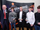 Life-saving Lincolnshire teenagers among NK community award winners