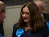 Conservative Caroline Johnson elected new Sleaford and North Hykeham MP with reduced majority