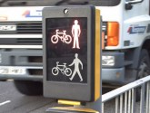 Delays expected for works to install crossing signs in Boston