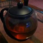 Wonderful tea.