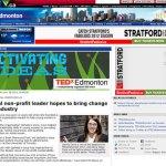 TEDxEdmonton online-only article for CTV Edmonton