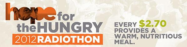 Hope Mission Radiothon