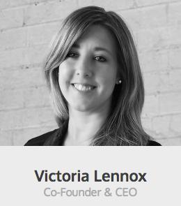 Startup Canada's Victoria Lennox