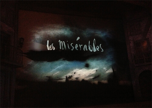 Broadway Across Canada's Les Miserables in Edmonton!