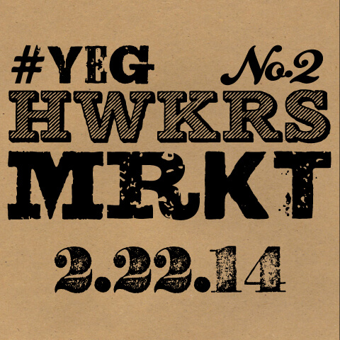 The next Hawkers market is February 22, 2014. Click to get tickets!