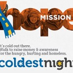 Coldest Night of the Year Hope Mission