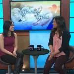 I was on CTV Morning Live on Jan. 16 talking social media weddings!