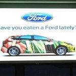 Have You Eaten a Ford Lately? event at NAIT on Feb. 25, 2014.