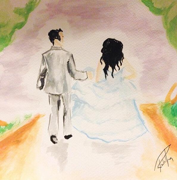 Mike and Linda - Wedding