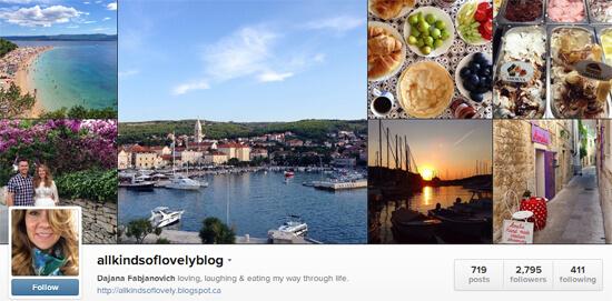 Edmonton Instagram - allkindsoflovelyblog