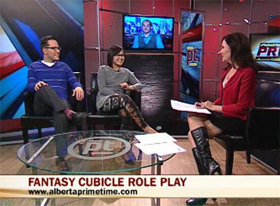 Alberta Primetime Pop Culture Panel (October 16, 2014)