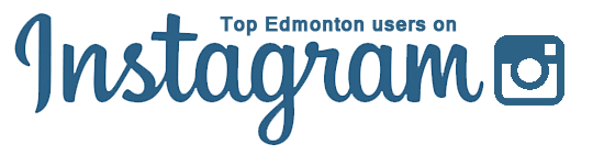 Top Edmonton users on Instagram