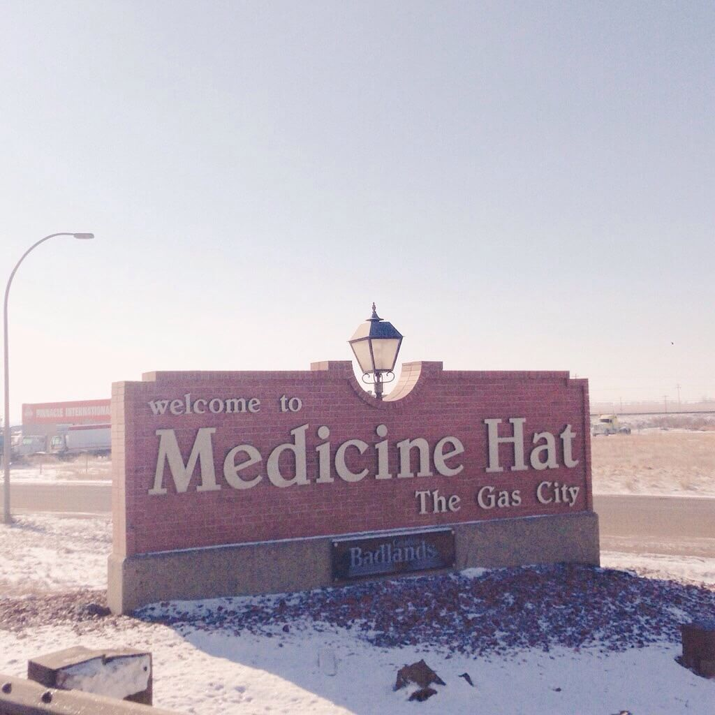 Welcome to Medicine Hat